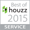Best of Houzz 2015 Award Logo