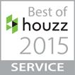 Best of Houzz 2015 Award Logo