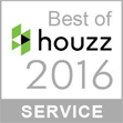 Best of Houzz 2016 Award Logo